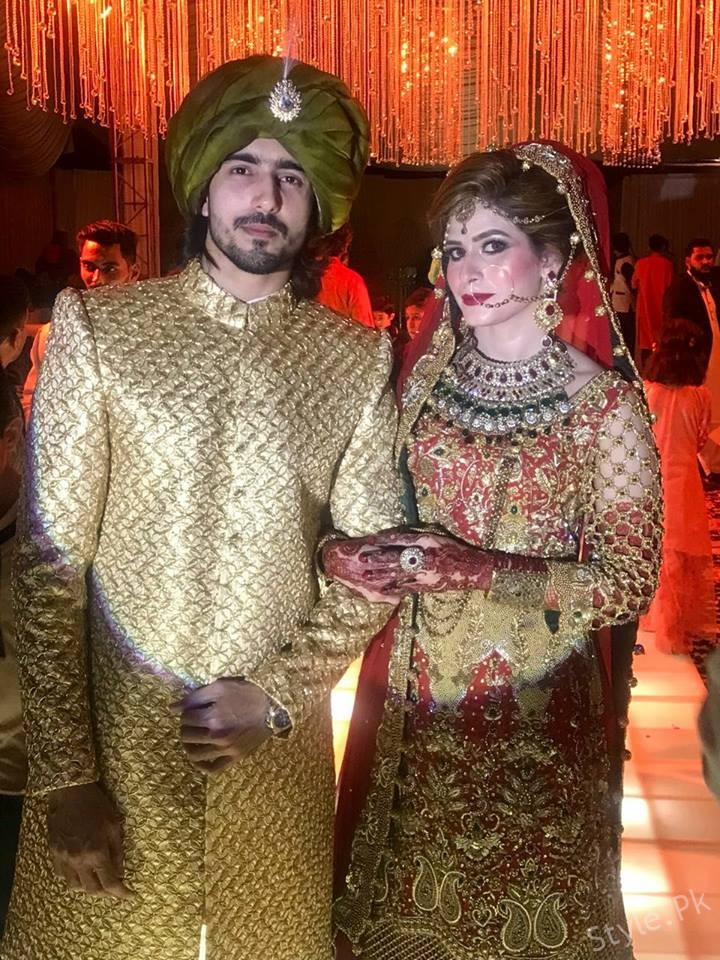 Pakistani celebrity wedding pictures