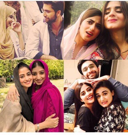 Beautiful Unseen Behind The Scene Pictures Of Drama Yaqeen Ka Safar, pakistani drama serial yaqeen ka safar, beautiful behind the scene of yaqeen ka safar