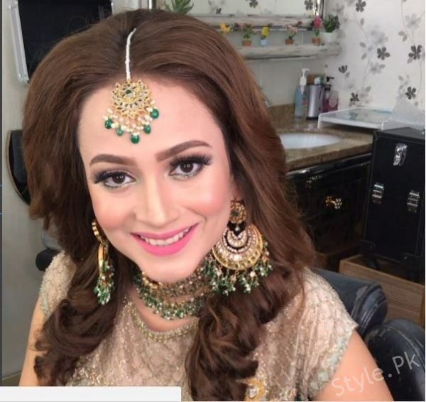 Zarnish Khan Clicks From Her Recent Bridal Shoot