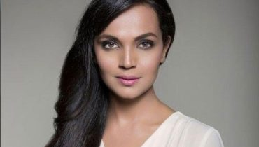 Aamina Sheikh Reveals Her First Look From Cake The Film