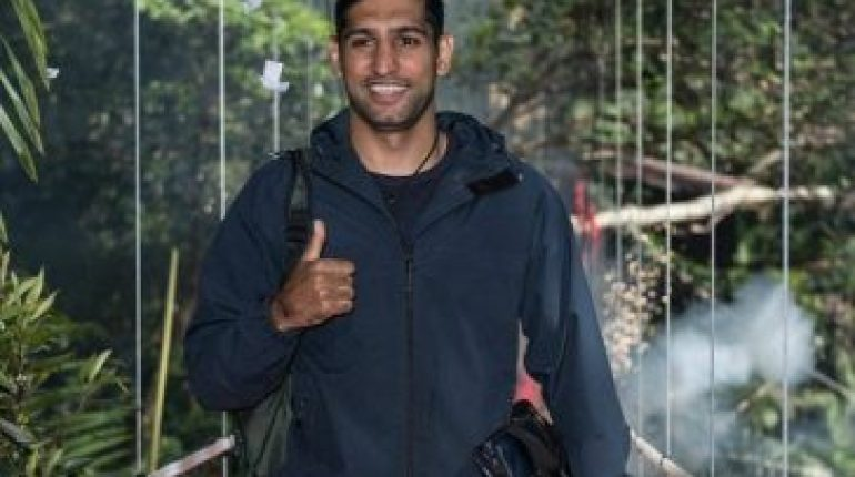Amir Khan's Journey In I'm A Celebrity Ends On His 31st Birthday