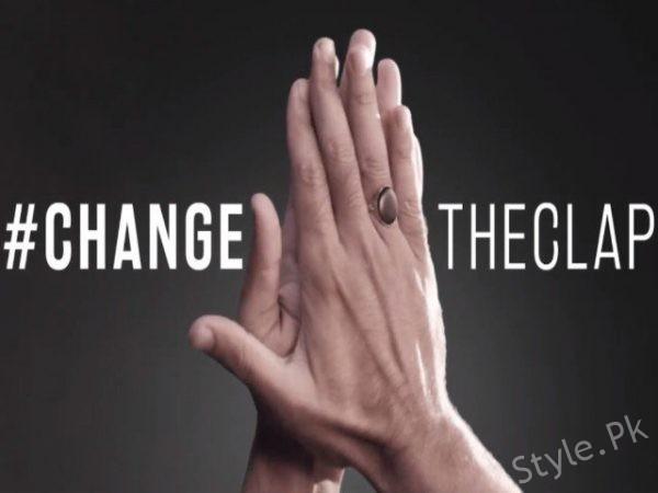 Pakistani Celebs Join #ChangeTheClap Campaign