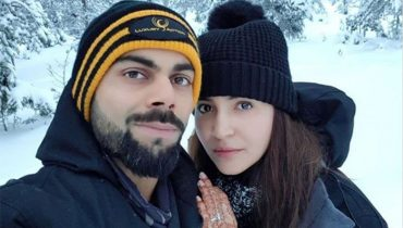 Anushka Sharma's Honeymoon Selfie With Virat Kohli Goes Viral