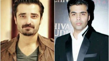 Hamza Ali Abbasi Praises Karan Johar Stance On Item Songs