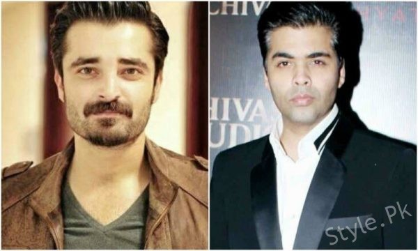 Hamza Ali Abbasi Praises Karan Johar Stance On Item Songs