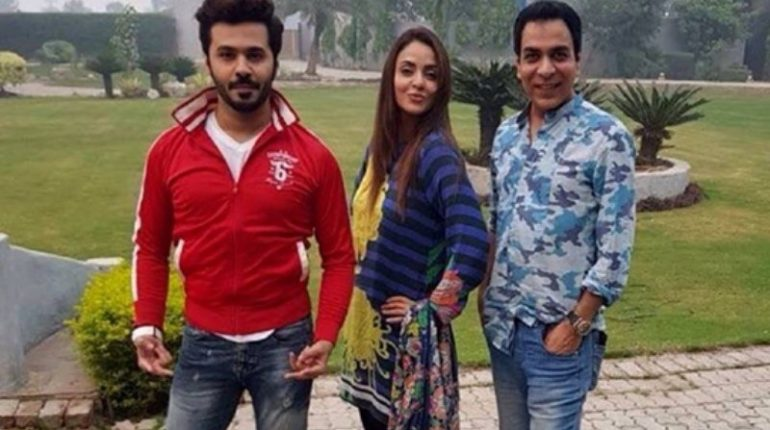 Nadia Khan Is A Live Wire On The Set –Saim Ali On His Latest Co-star