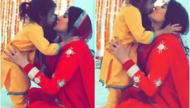 Sanam Baloch Teaching Her Niece The Goods And The Bads About Child Abuse