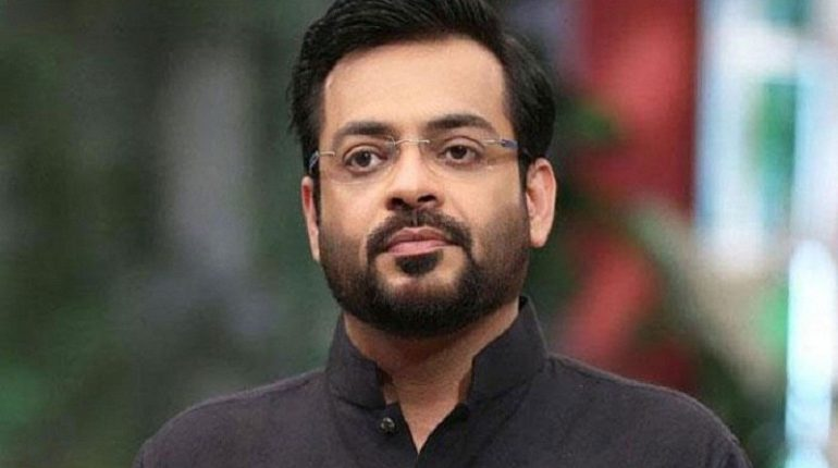 Aamir Liaquat Banned From Appearing On TV, Radio Till Further Notice, Aamir Liaquat, Dr Aamir Liaquat, pakistani famous Aamir Liaquat