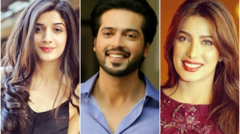 Fahad Mustafa Praises Mawra Hocane And Mehwish Hayat