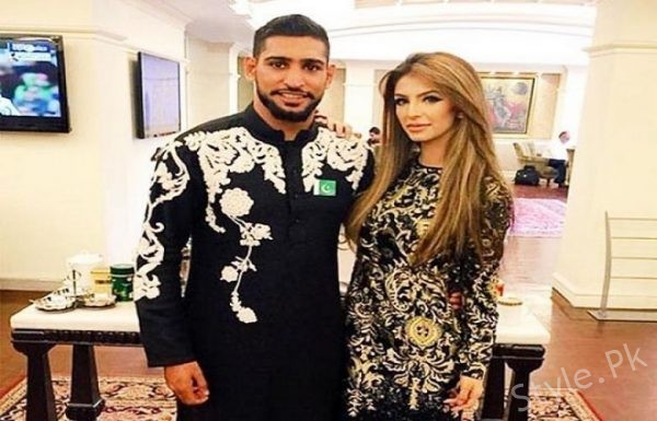 Amir Khan's Father Welcomes Faryal Makhdoom Back Into The Family
