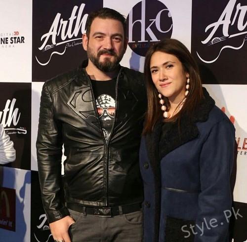 Arth- The Destination Lahore Premier Pictures