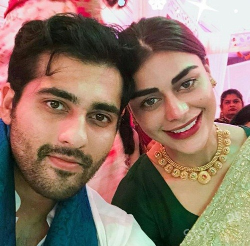 Sadaf Kanwal Has Apparently Found Her Mr. Right