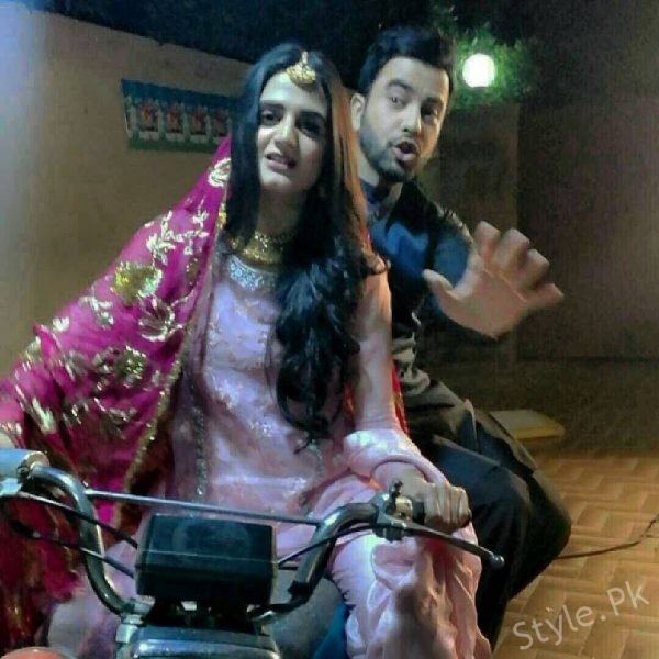 Hira Mani And Junaid Khan Are Singing An OST Together