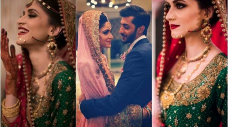 Top Pakistani Celebrities Who Got Married In 2017