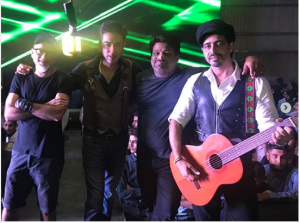 Shehzad Roy And Ali Zafar Release Their Tracks For The HBL PSL3