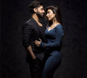 People Can't Stopped Trolling Urwa And Farhan Photoshoot