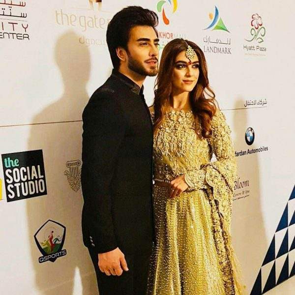 Imran Abbas And Maya Ali Are New Couple Goals