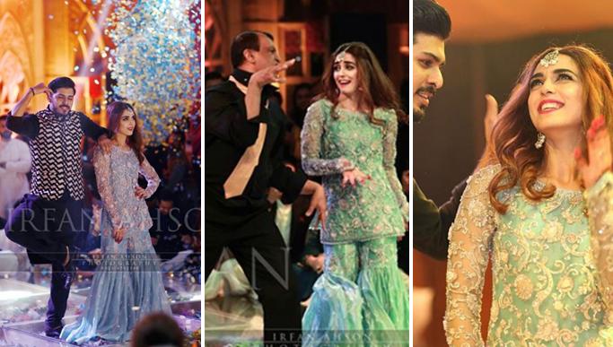 Maya Ali Dance Performance At Her Friends Wedding Will