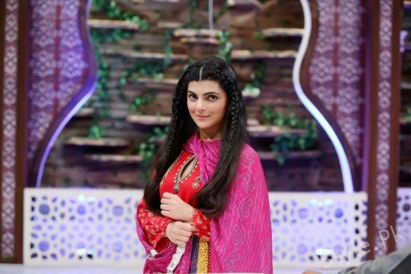 Shahroz To Star Opposite Meera's Sister Shaista Abbas
