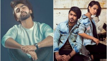 Farhan Saeed To Turn Producer For Hamza Malik And Iqra Aziz