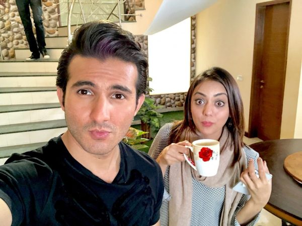 Shahroz Sabzwari And Mansha Come Together For Parwarish