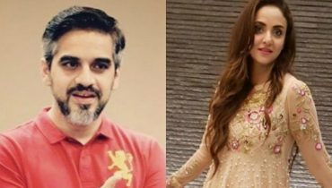 Famous Omair Rana Next Is With Nadia Khan Called Zun Mureed