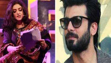 Fawad Khan Becomes A Real Life Super Hero For Nadia Jamil