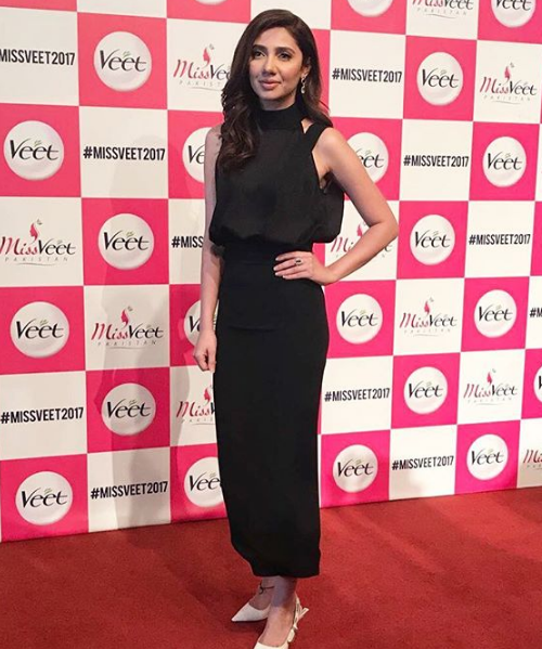 The Top Best Dresses Celebrities At The Miss Veet Red Carpet
