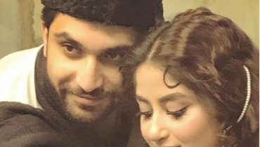 New Look Of Ahad And Sajal Is Driving Their Fans Crazy