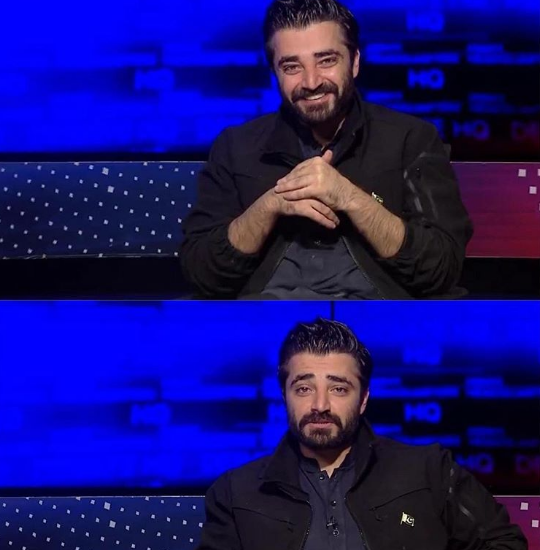Eyes Are The First Thing I Notice In A Girl- Hamza Ali Abbasi