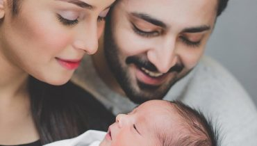 Ayeza Khan Clears The Rumors Of Adopting A Baby Boy