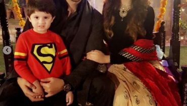 See Fatima Effendi and Kanwar Arsalan at a Wedding