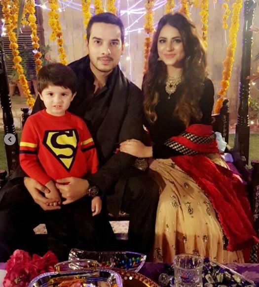 See Fatima Effendi and Kanwar Arsalan at a Wedding