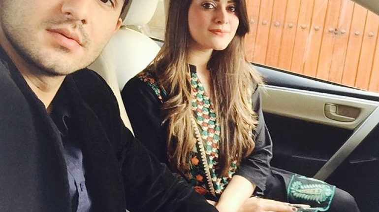 People Are Passing Explicit Remarks On A Photo, latest shoot, pakistani actress, aiman khan, minal khan, famous aiman khan with minal khan