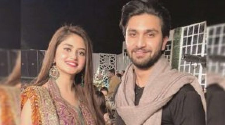Ahad And Sajal Rooting For Each Other Is The Best Thing On Internet