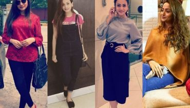See Zarnish Khan's top pictures in which she gives us major Style Goals