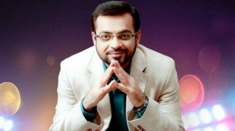 Amir Liaquat Hussain Launches A Website