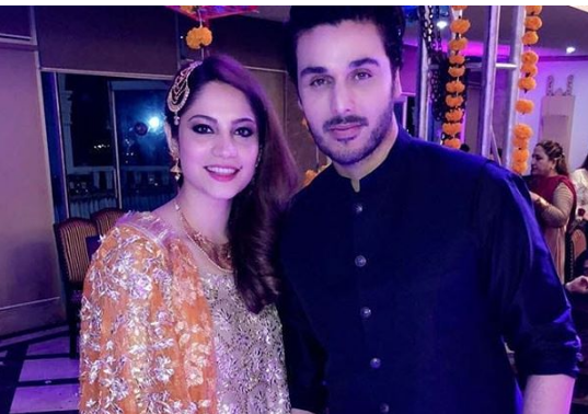 Neelam Muneer Steals The Show At Her Sister's Reception