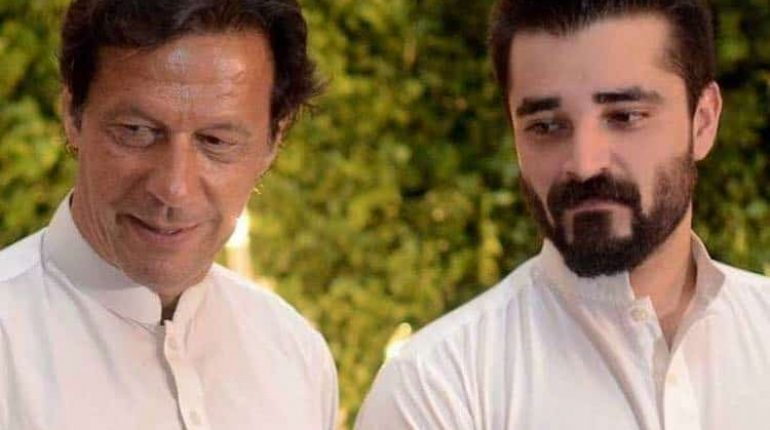 Hamza Ali Abbasi To Join Imran Khan For Fundraising Gala Dinner