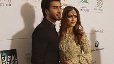 Imran Abbas And Maya Ali Are New Couple Goals