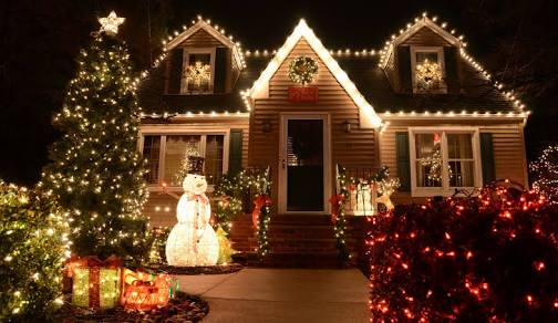 It would look so classy if you will hence hang angels from branches to give your front yard. You can favorably make the use of lights as in order to ...