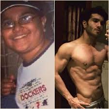 These Celebrity Weight Loss Photos Will Make You Hit