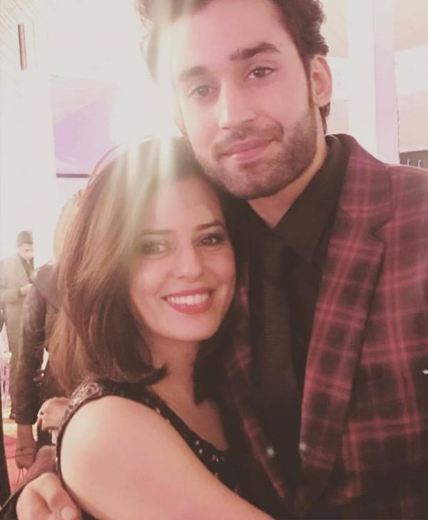 See Bilal Abbas Spotted with his Sister