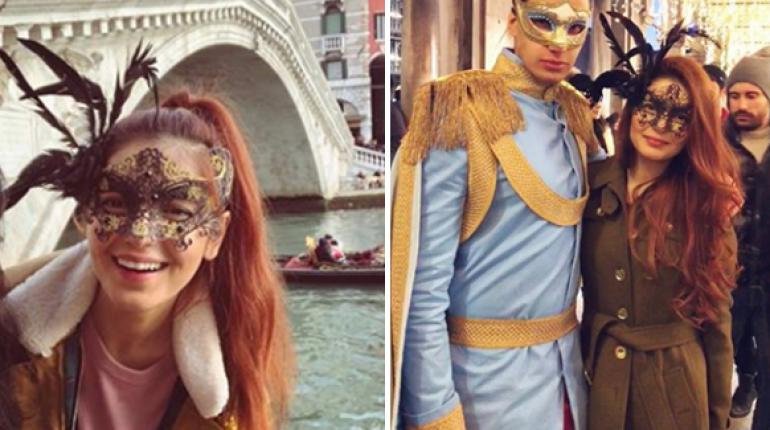 Momina Mustehsan Ran Into Prince Charming