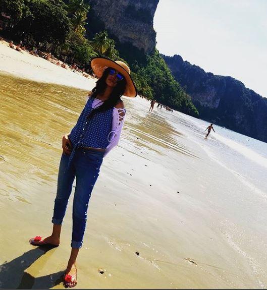 See Anum Fayyaz is Vacationing in Bangkok