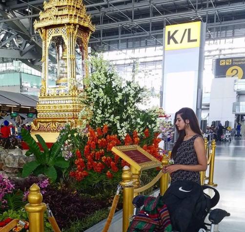 Anum Fayyaz Is Vacationing In Bangkok (5