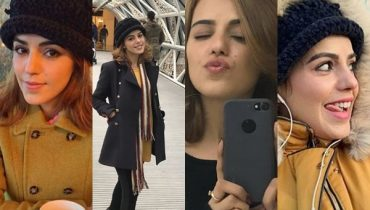 See Erum Azam's Pictures from London Tour
