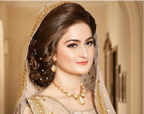 Mehndi Hairstyles For Brides : Latest pakistani bridal hairstyles