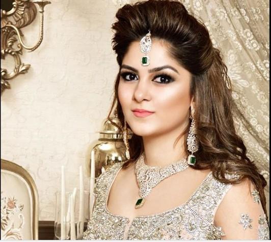 Engagement Hairstyles Pakistani: Latest Pakistani Bridal Hairstyles 2018