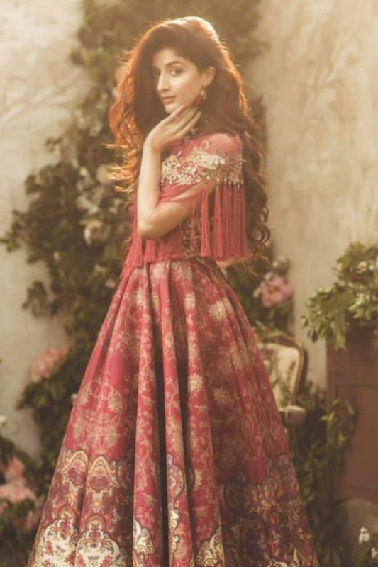 See Mawra Hocane's Recent Beautiful Shoot